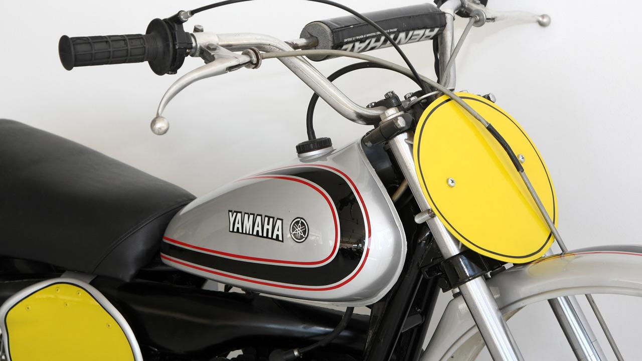 Yamaha RT1 360 MX 1972
