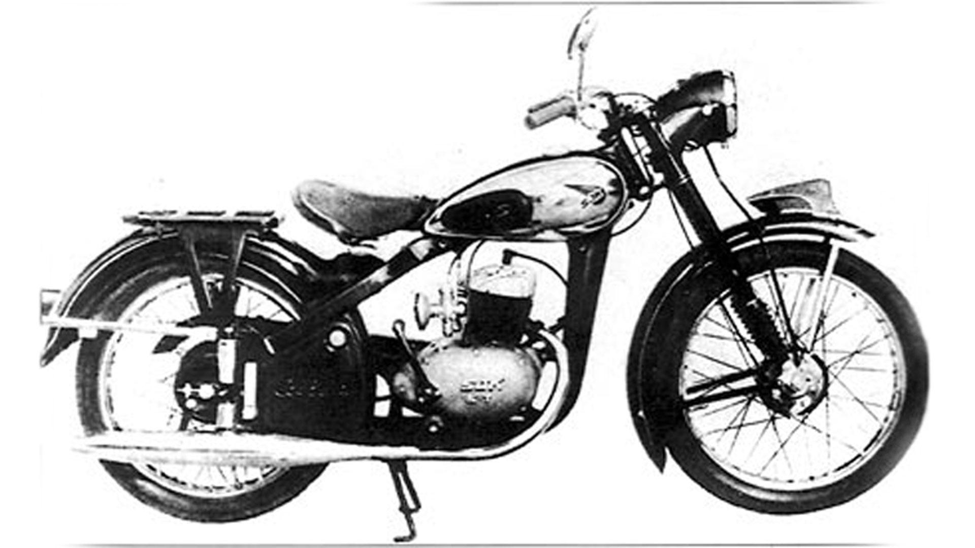 1955 Suzuki Colleda ST