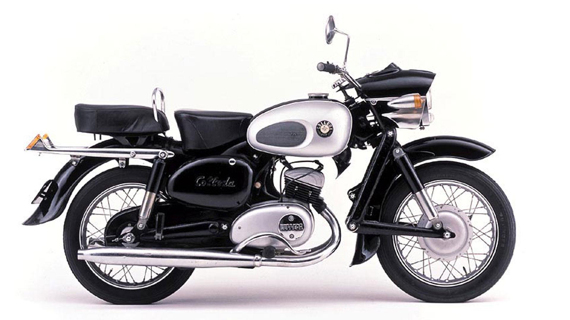 1956-Suzuki Colleda TT