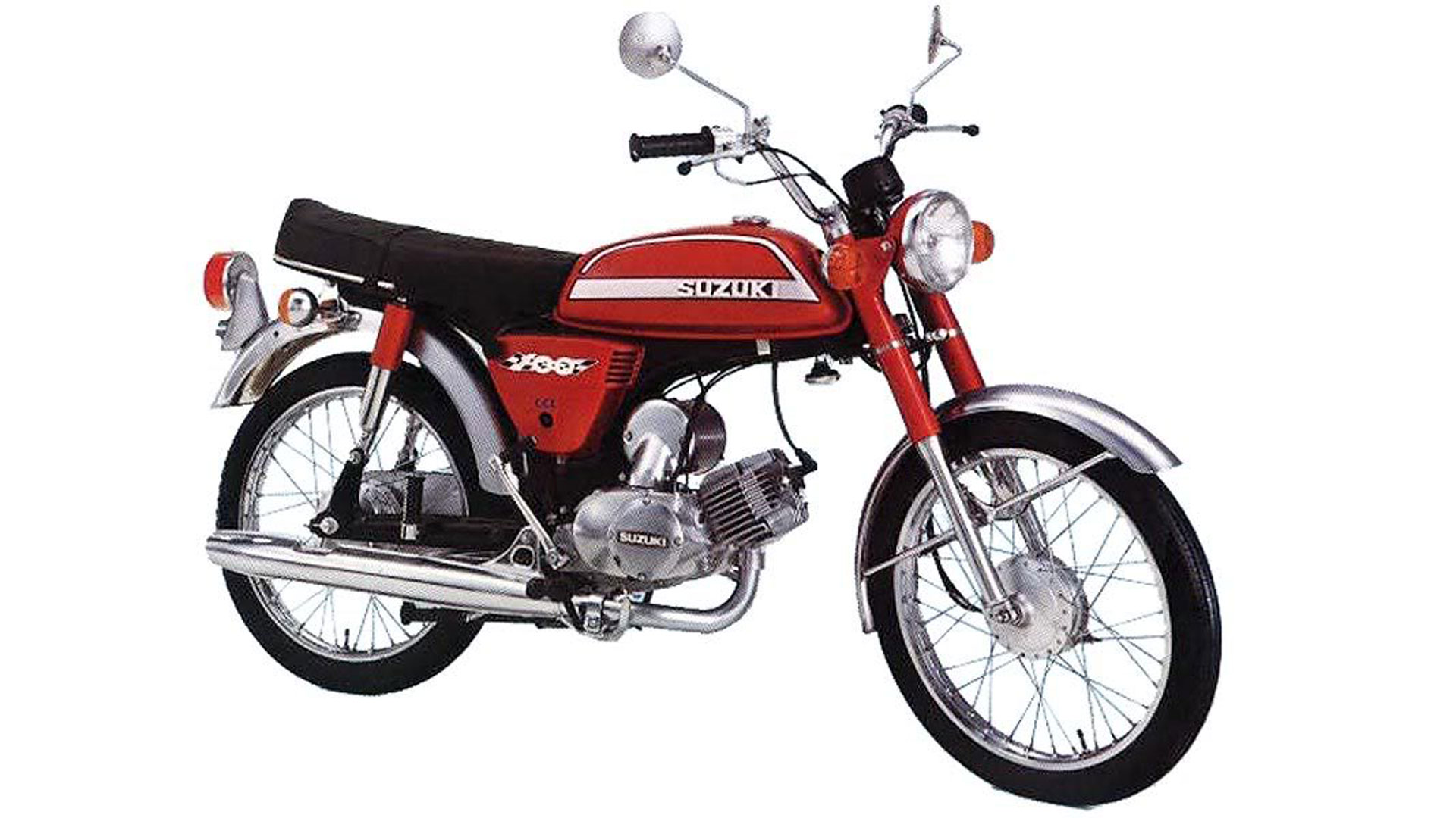 1967 Suzuki A100