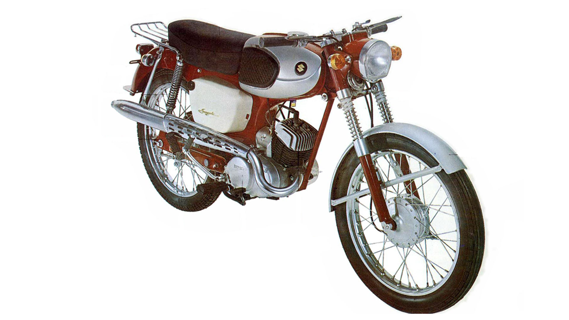 1965 Suzuki K11