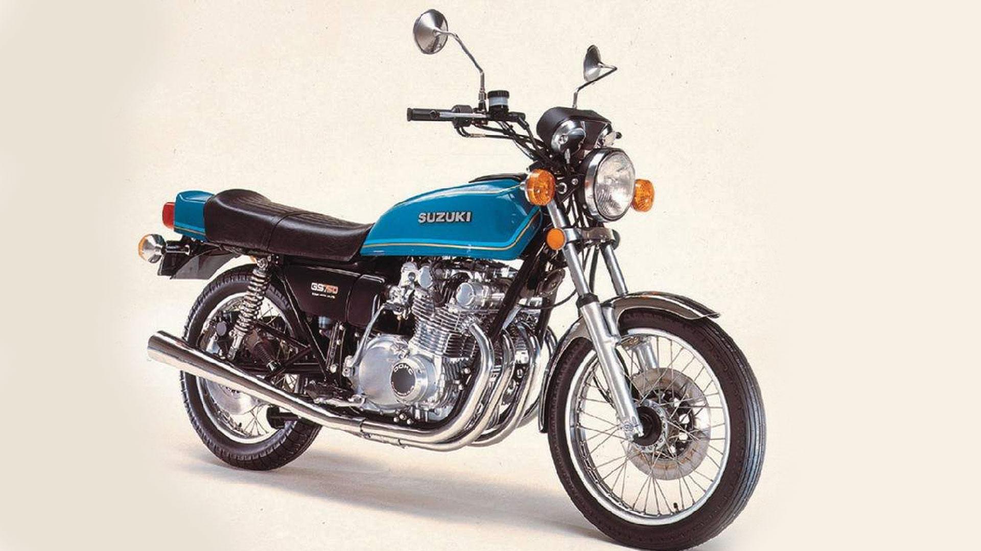 1976 Suzuki GS750