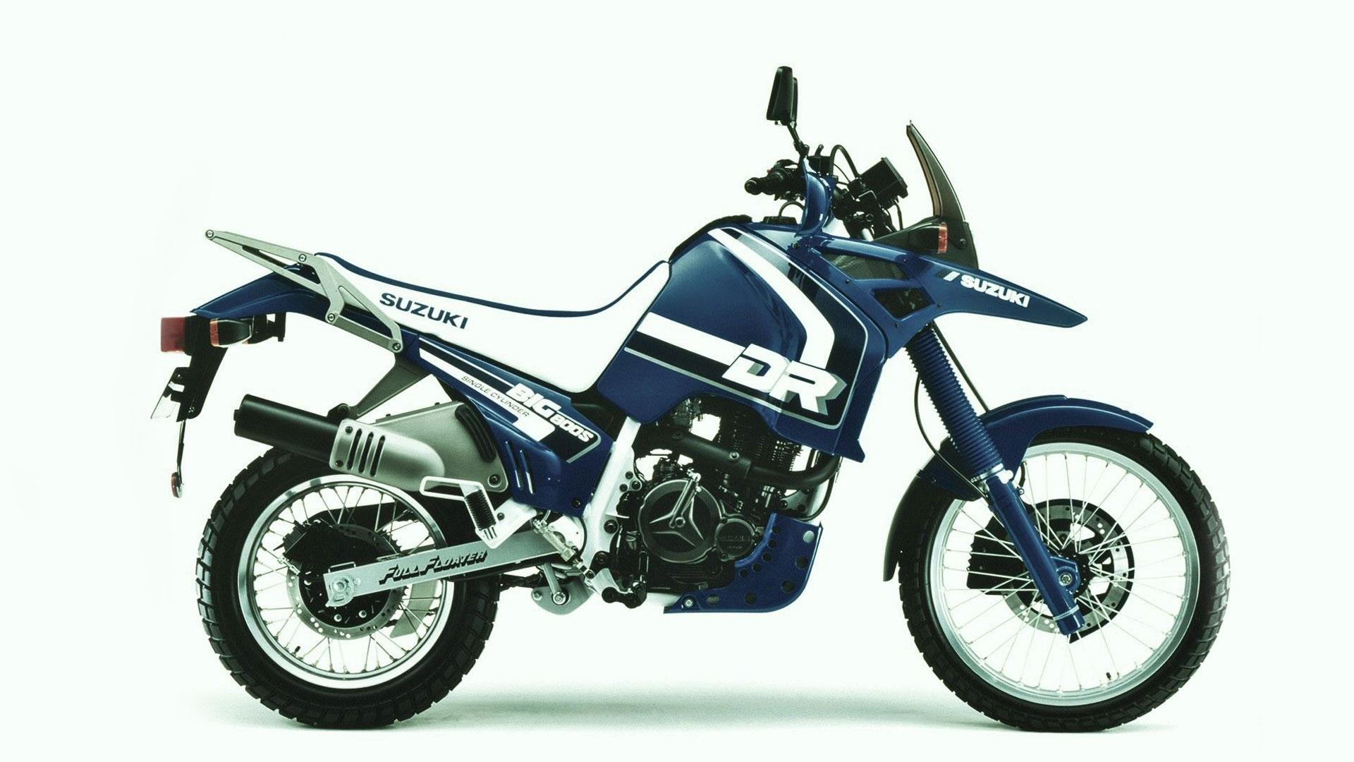 1987 Suzuki DR750 Big