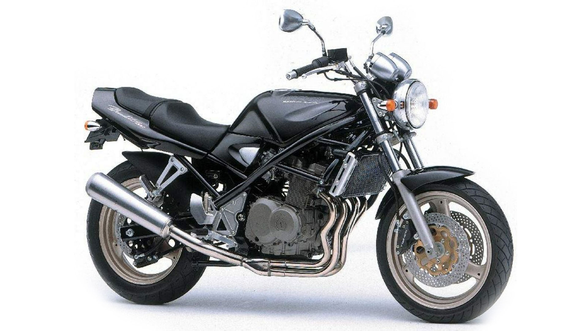 1989 Suzuki GSF400 Bandit