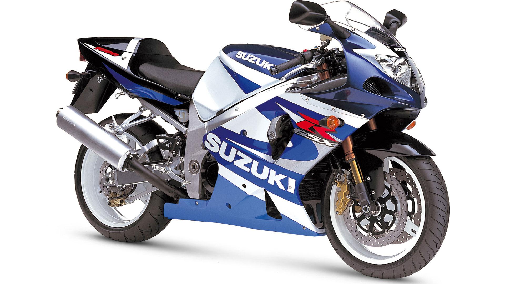 2001 Suzuki GSX-R1000