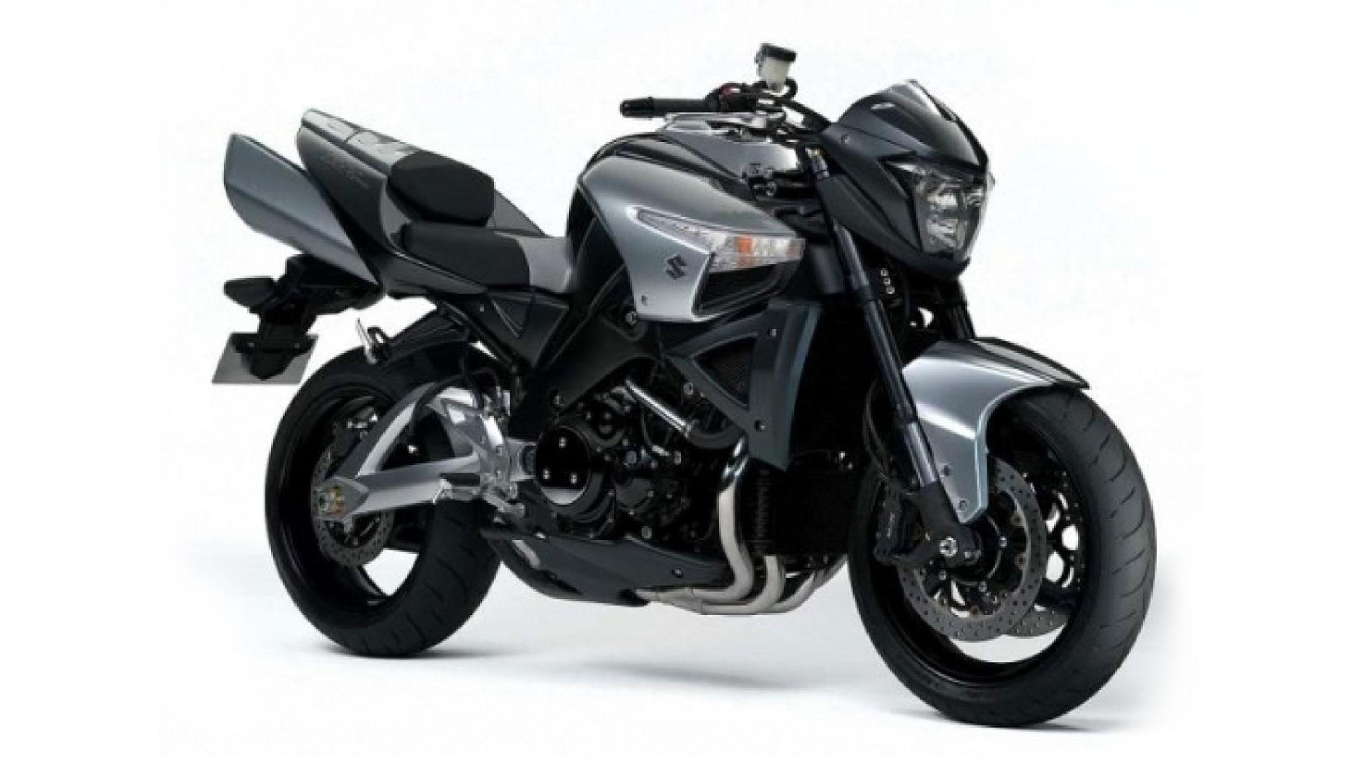 2007 Suzuki B-King