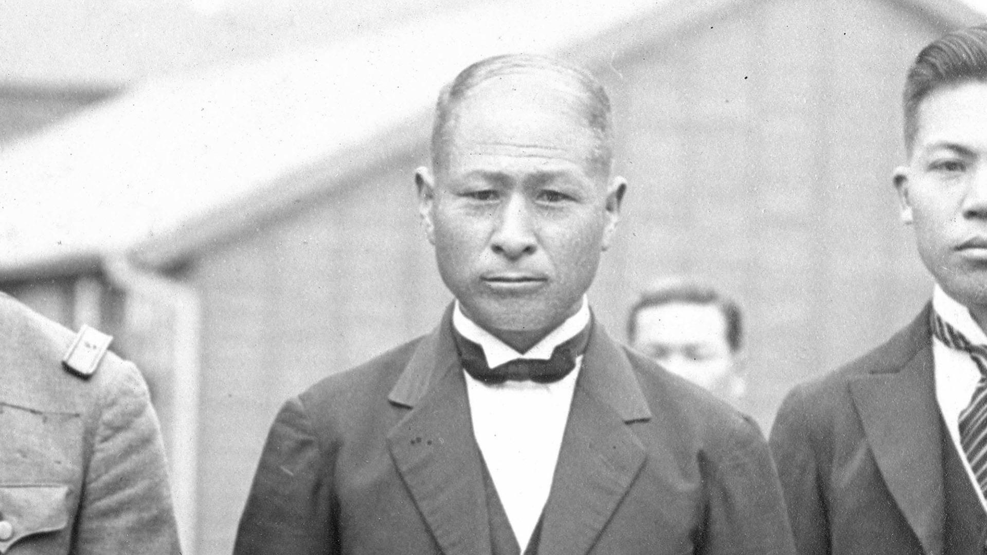 1909 Michio Suzuki