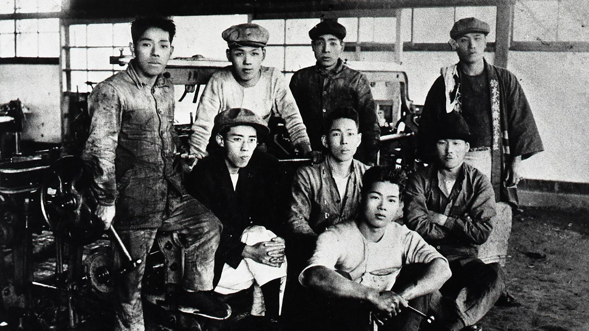 1920 Suzuki Loom Manufacturing
