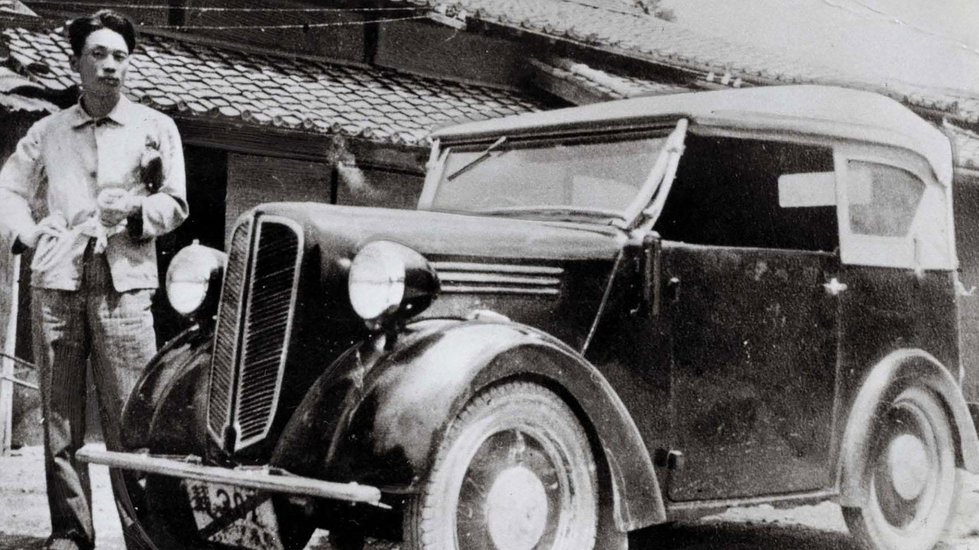 1937 Proyecto de automóvil Suzuki