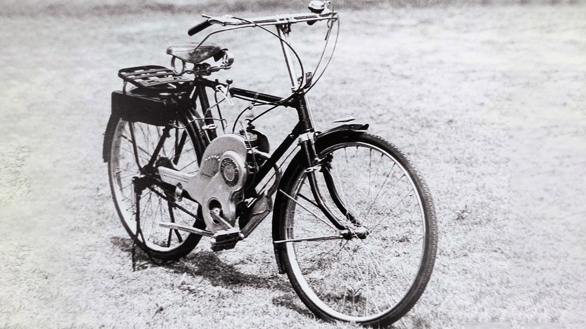 1952 Suzuki Power Free