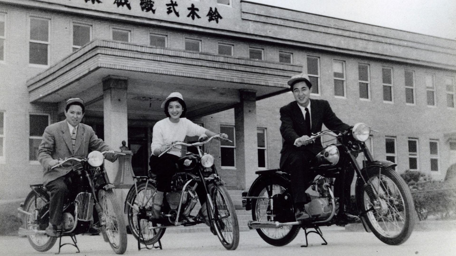 1953 Suzuki Power Free