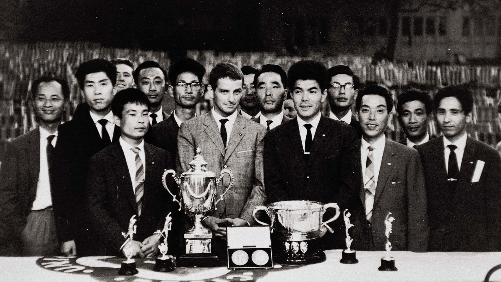 1962 Suzuki gana el TT de la Isla de Man por primera vez