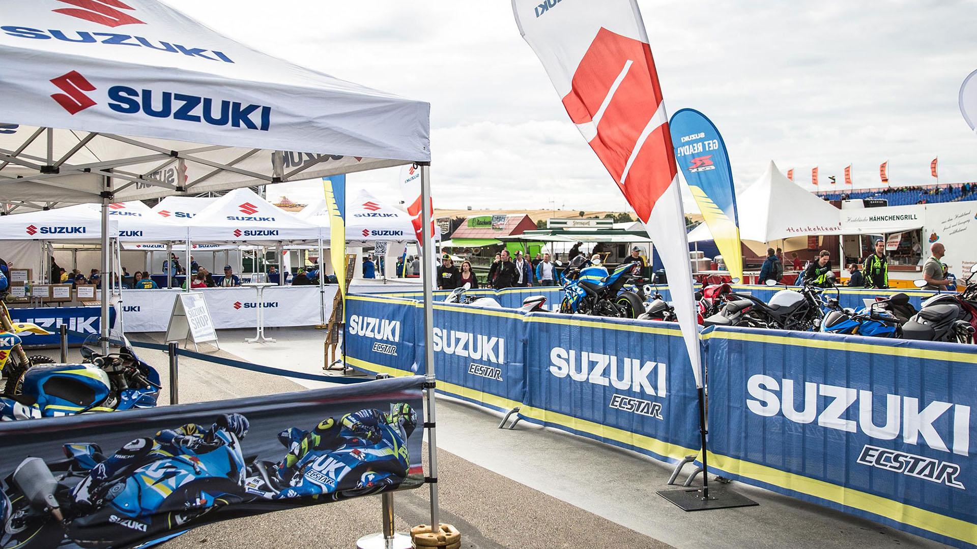 2015 Suzuki regresa a MotoGP