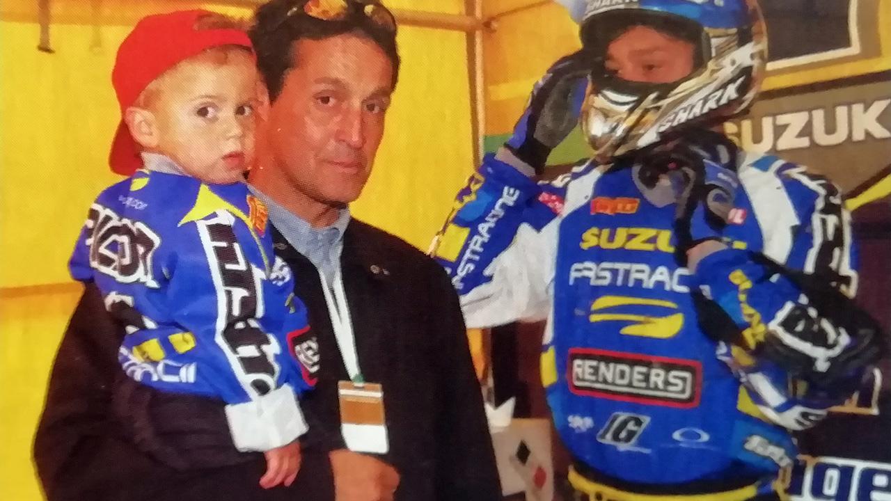 Hacer las Américas: pilotos de motocross europeos en Estados Unidos, Mickaël Pichon (2)