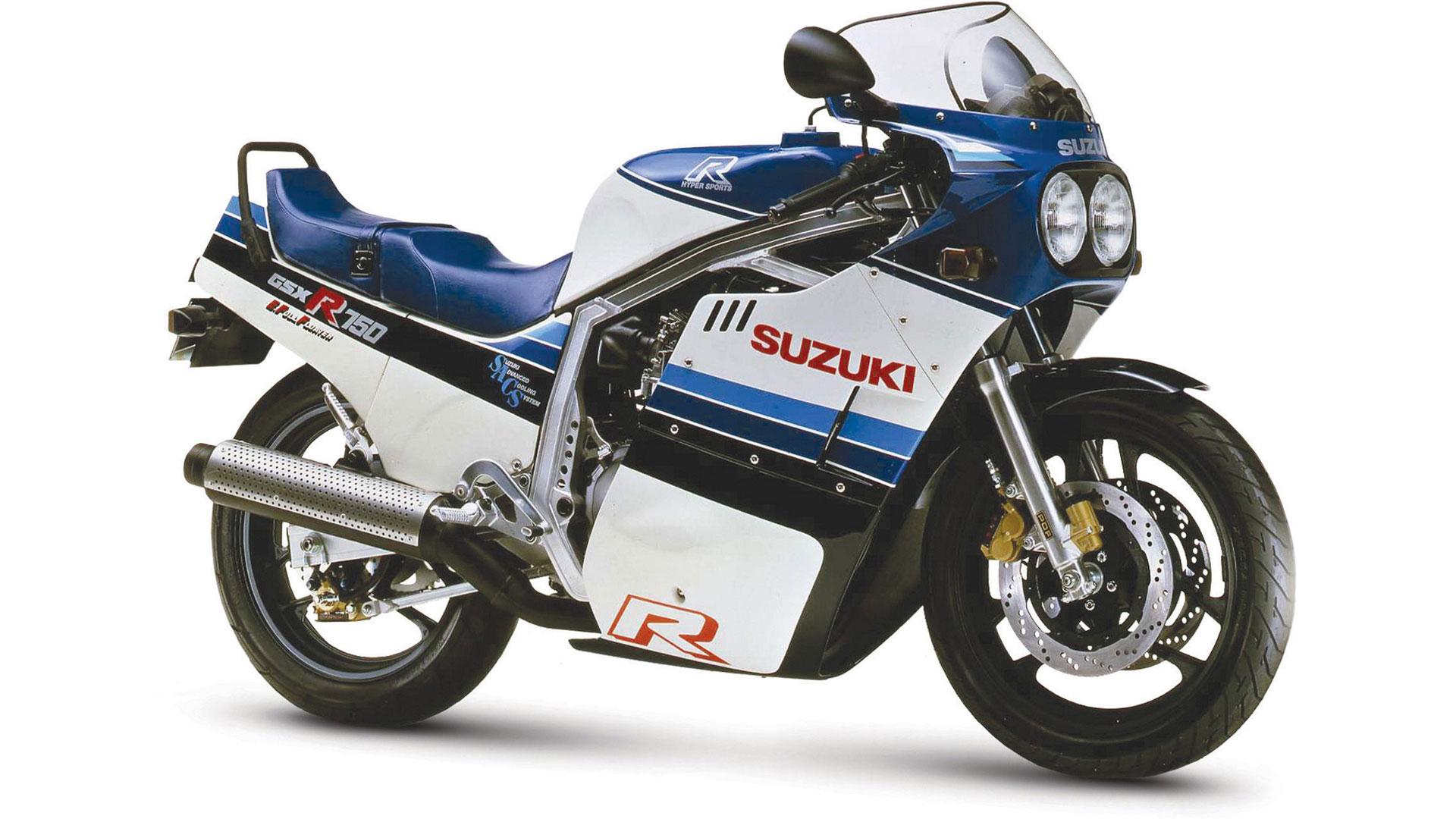 Las Mejores Suzuki De La Historia