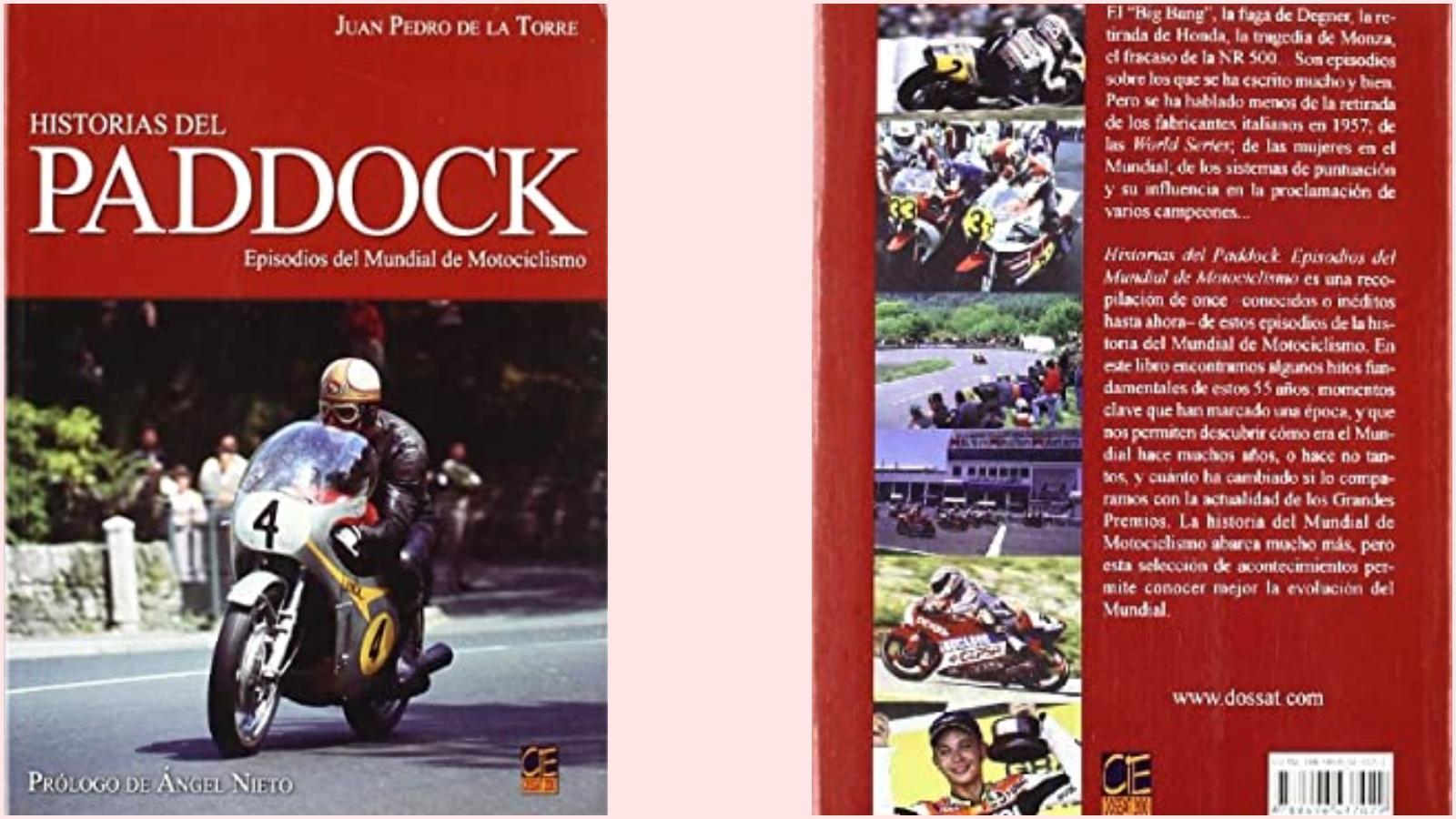 Historias del paddock / Juan Pedro de la Torre