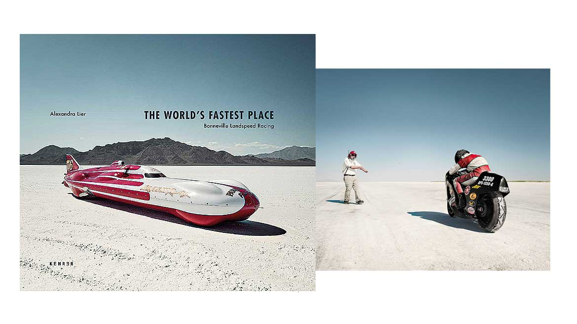 The world's fastest place / Alexandra Lier y Kevin Thomson