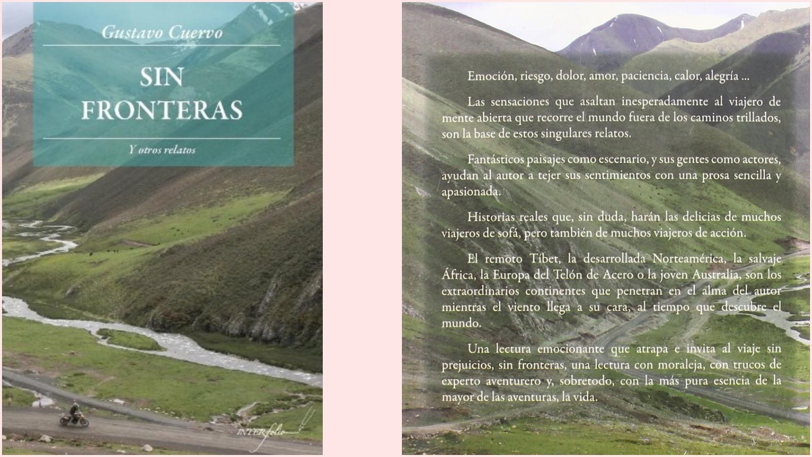 Sin fronteras (y otros relatos) / Gustavo Cuervo