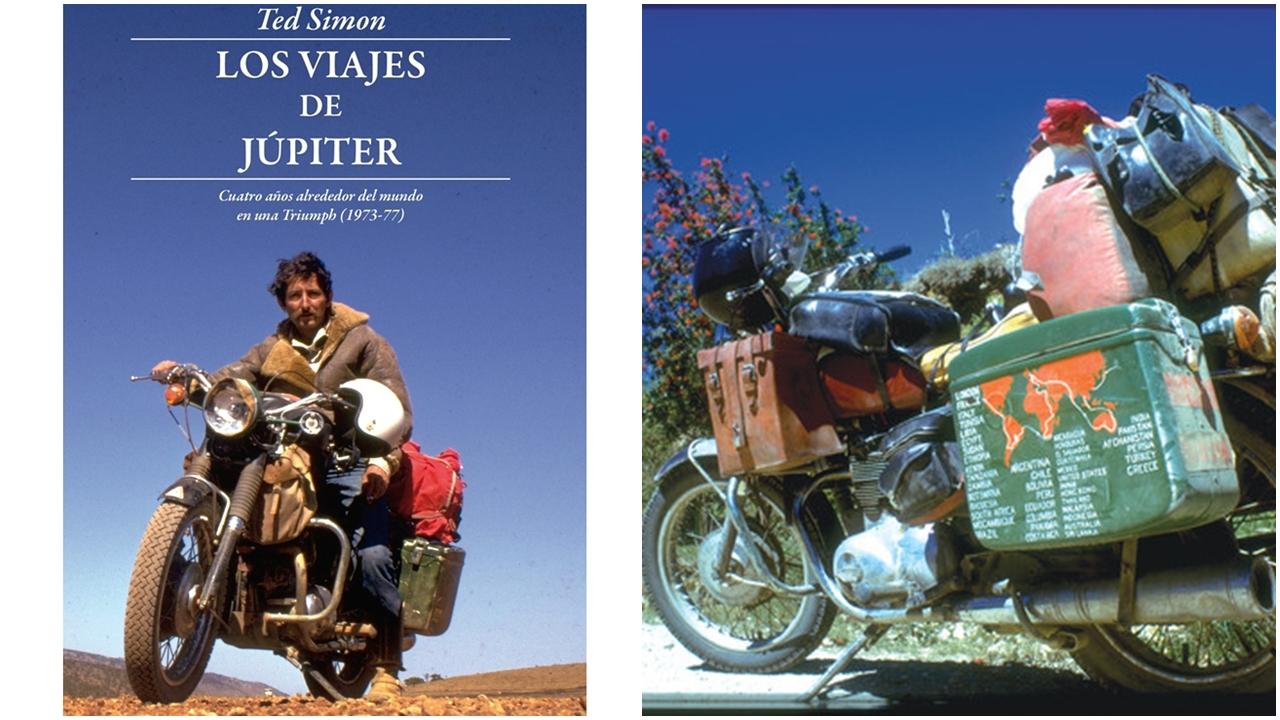 Los viajes de Júpiter / Ted Simon
