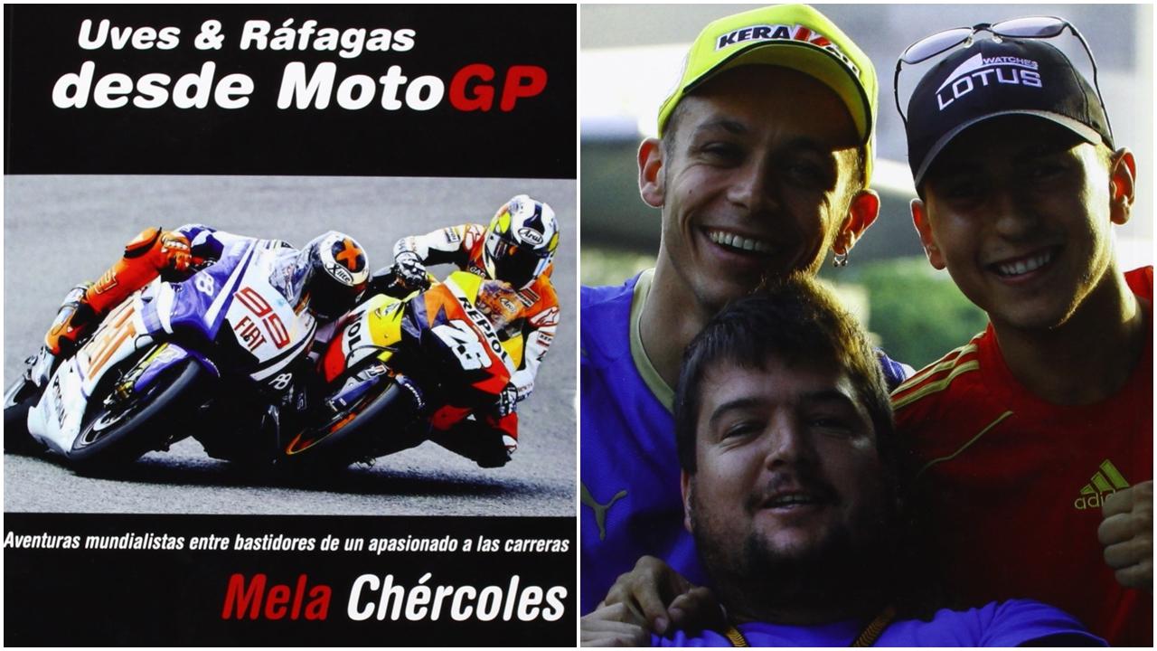 Uves y ráfagas desde MotoGP / Mela Chércoles