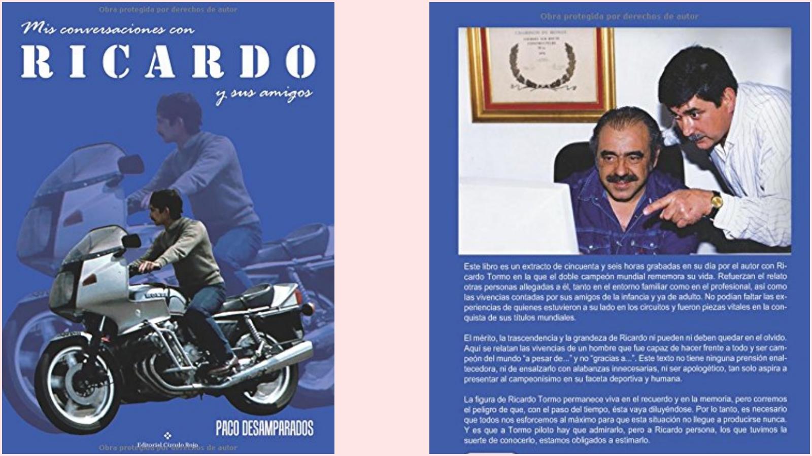 Mis conversaciones con Ricardo y sus amigos / Paco Desamparados