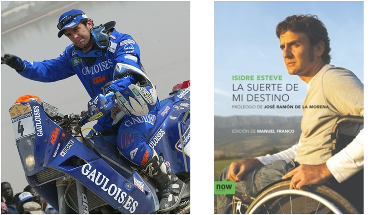 La suerte de mi destino / Isidre Esteve y Manuel Franco