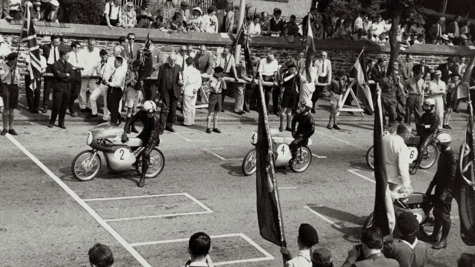60 años de Suzuki en el Mundial