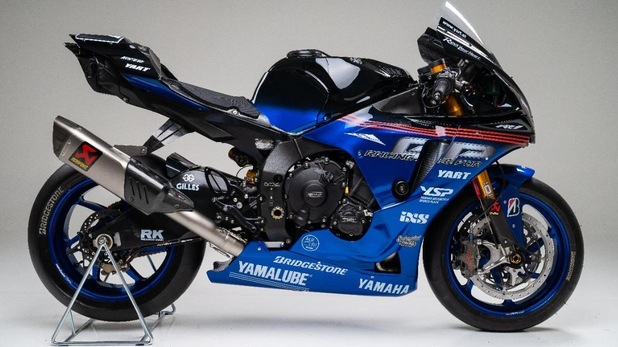 Yamaha YZF-R1 YART 8 horas Suzuka 2020
