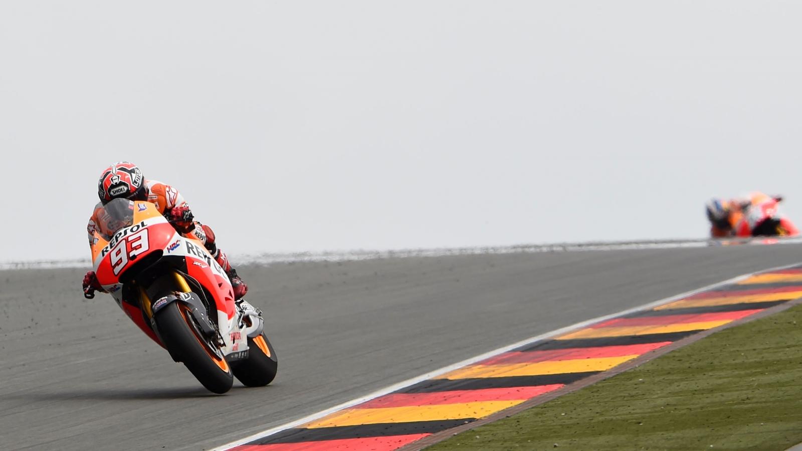 La década perfecta de Marc Márquez en Sachsenring