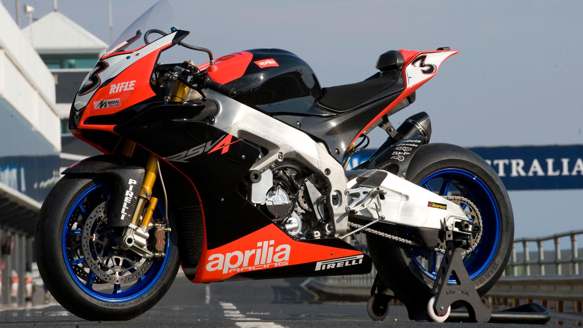 Aprilia en Superbike