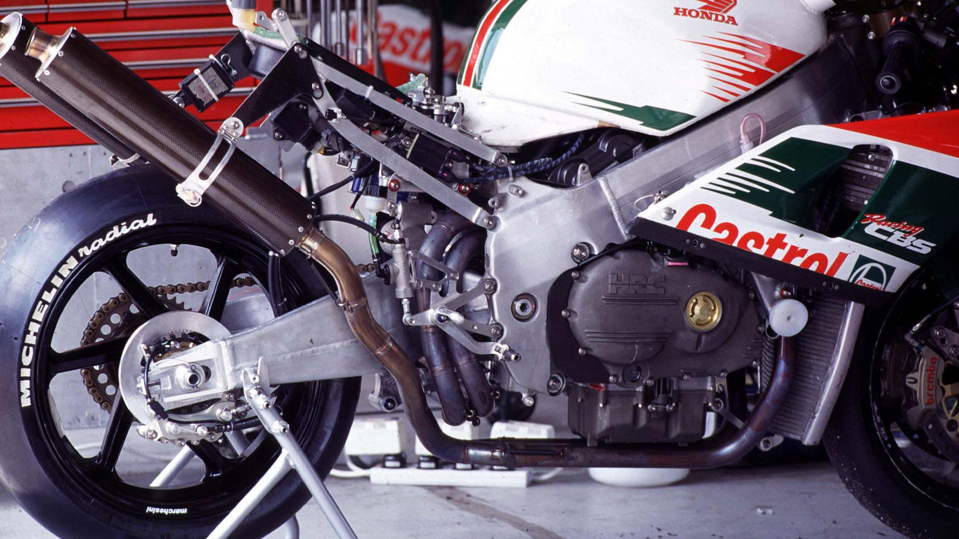 Honda VTR1000R SP1 Superbike
