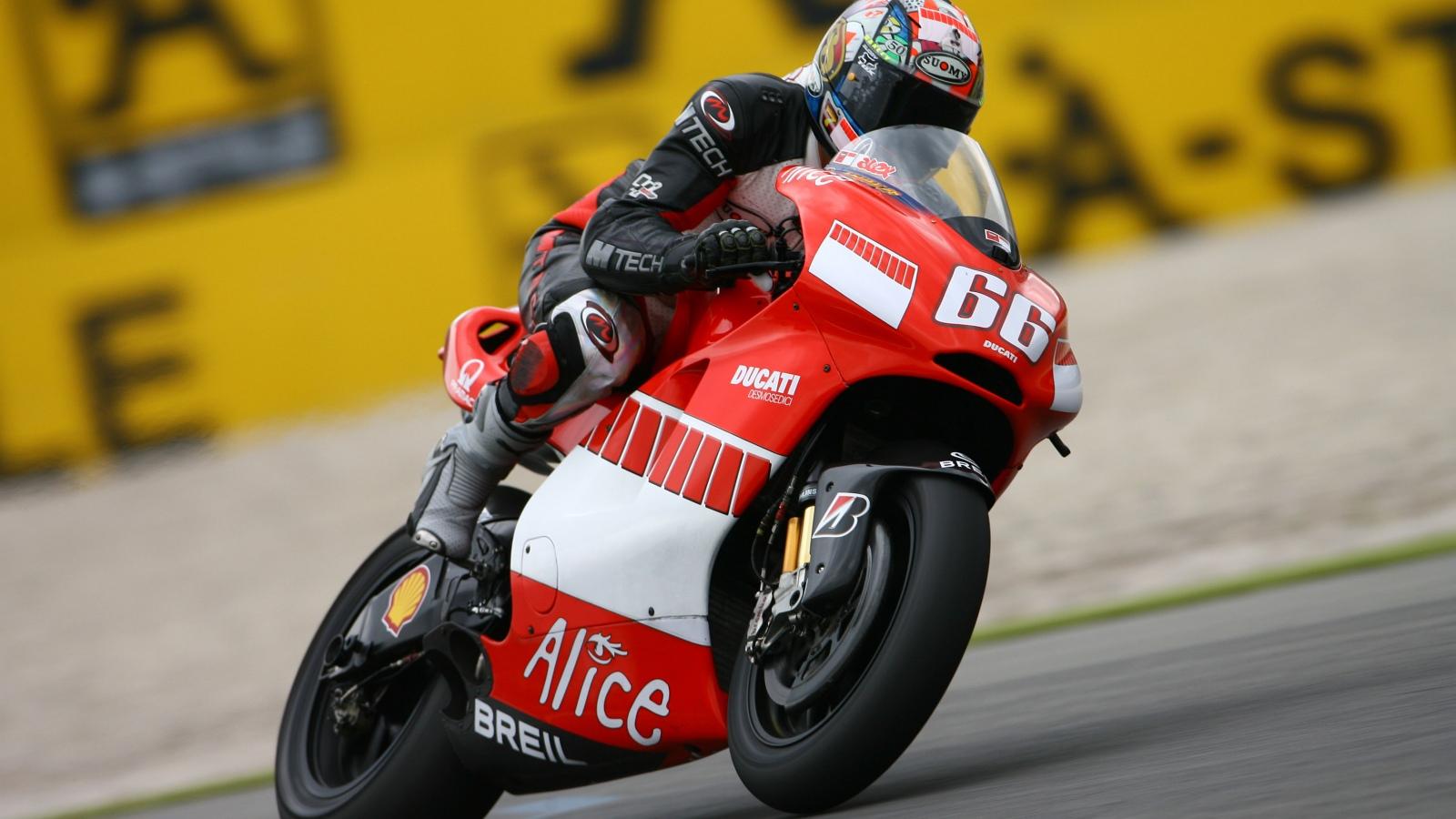 Ducati MotoGP: todos los pilotos (2003-2020)