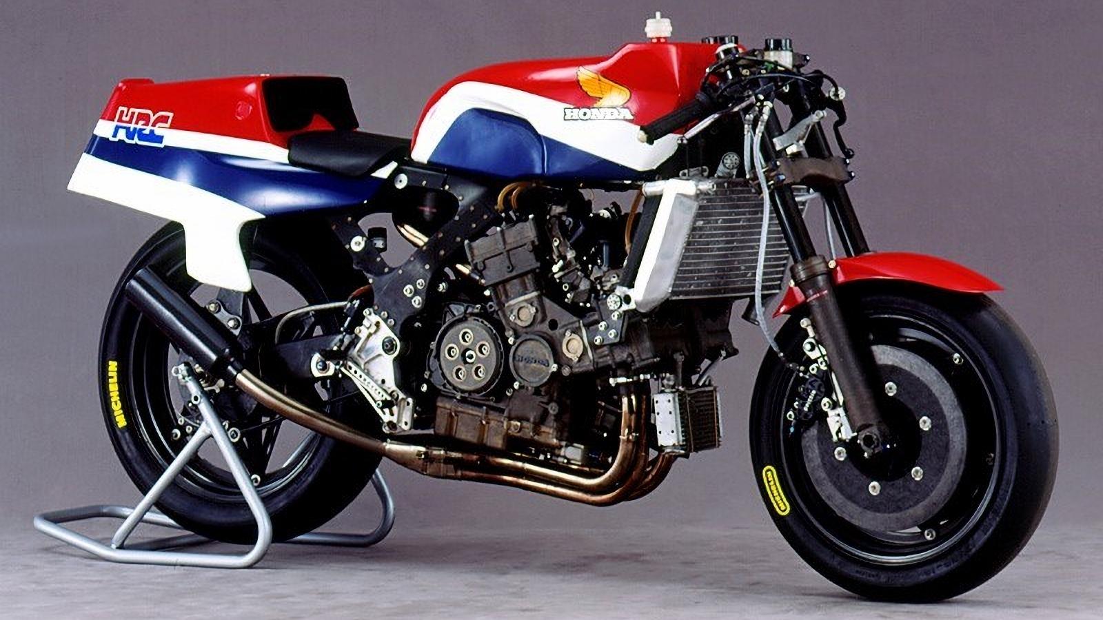 Todas las motos de Honda en la historia de 500cc y MotoGP