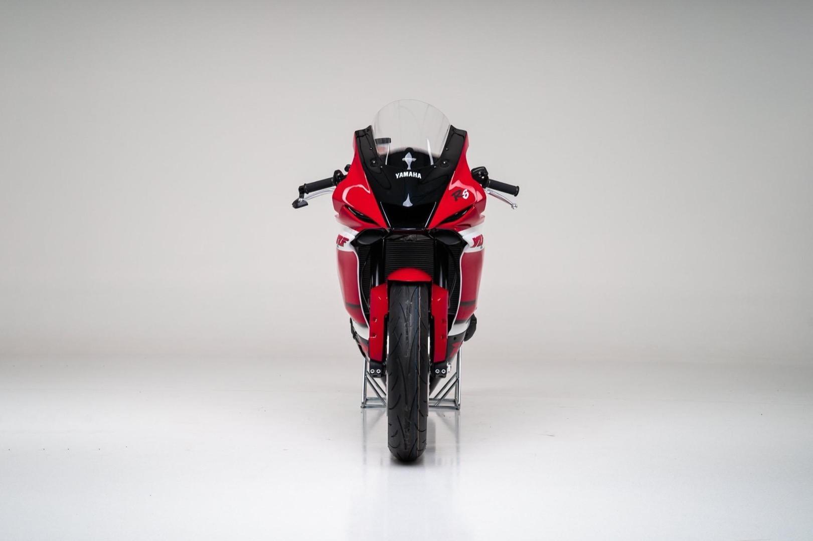 Yamaha YZF-R6 2020 20 Aniversario, por Yamaha Austria Racing Team