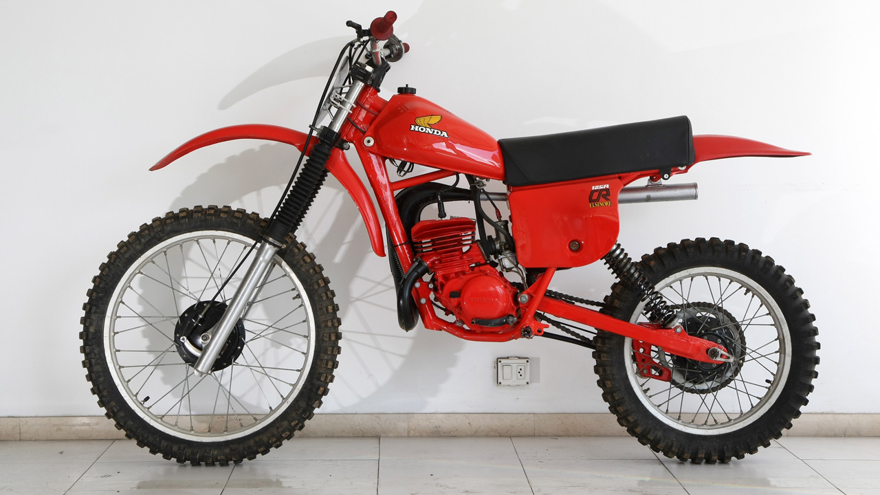 Honda CR 125 M Elsinore 1979