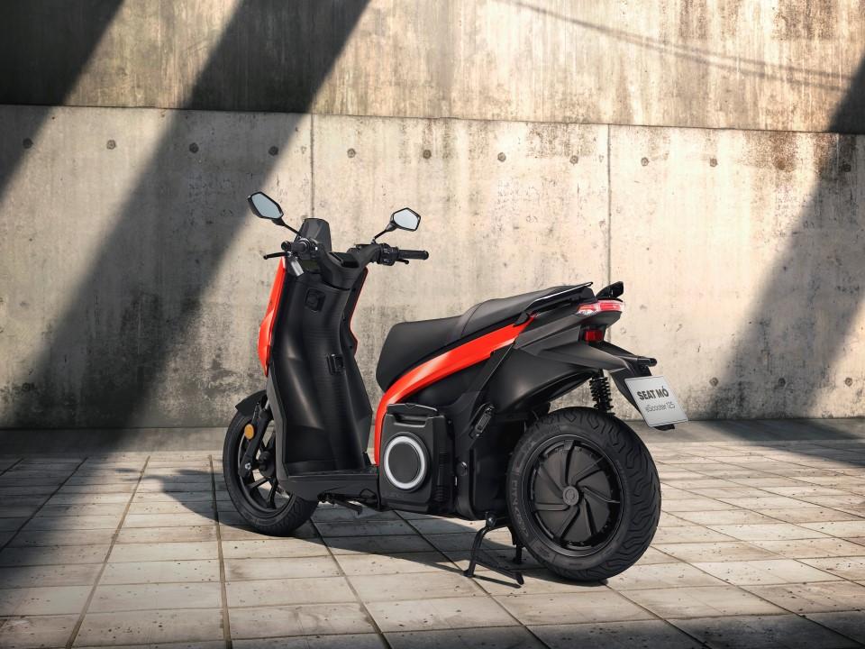 SEAT MÓ. La marca de coches lanza el eScooter125, su primera moto