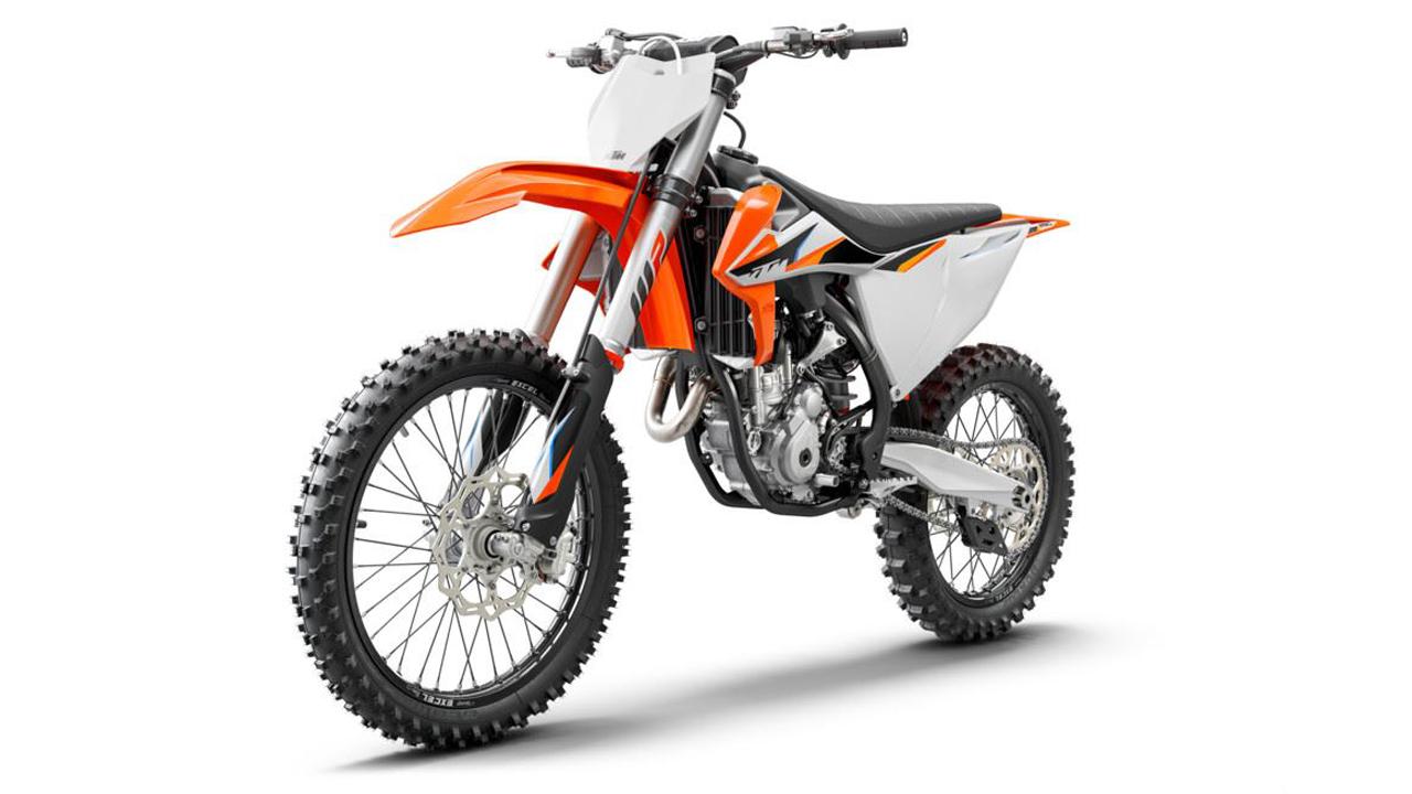 Gama KTM SX 2021