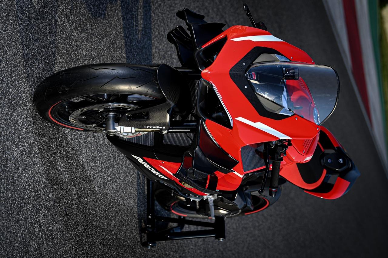 Ducati Superleggera V4 2020, en detalle por dentro y por fuera