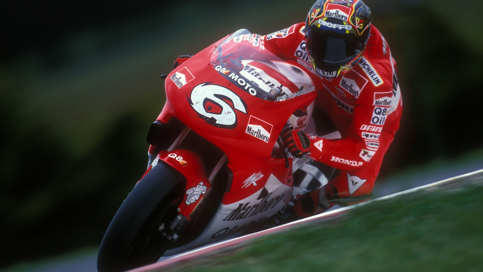 Subcampeones de leyenda del motociclismo