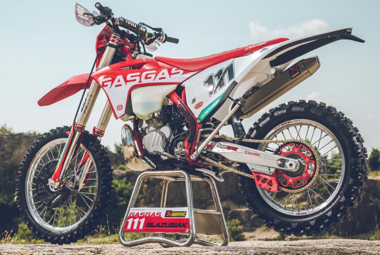 GASGAS EC 2021. Primeras fotos
