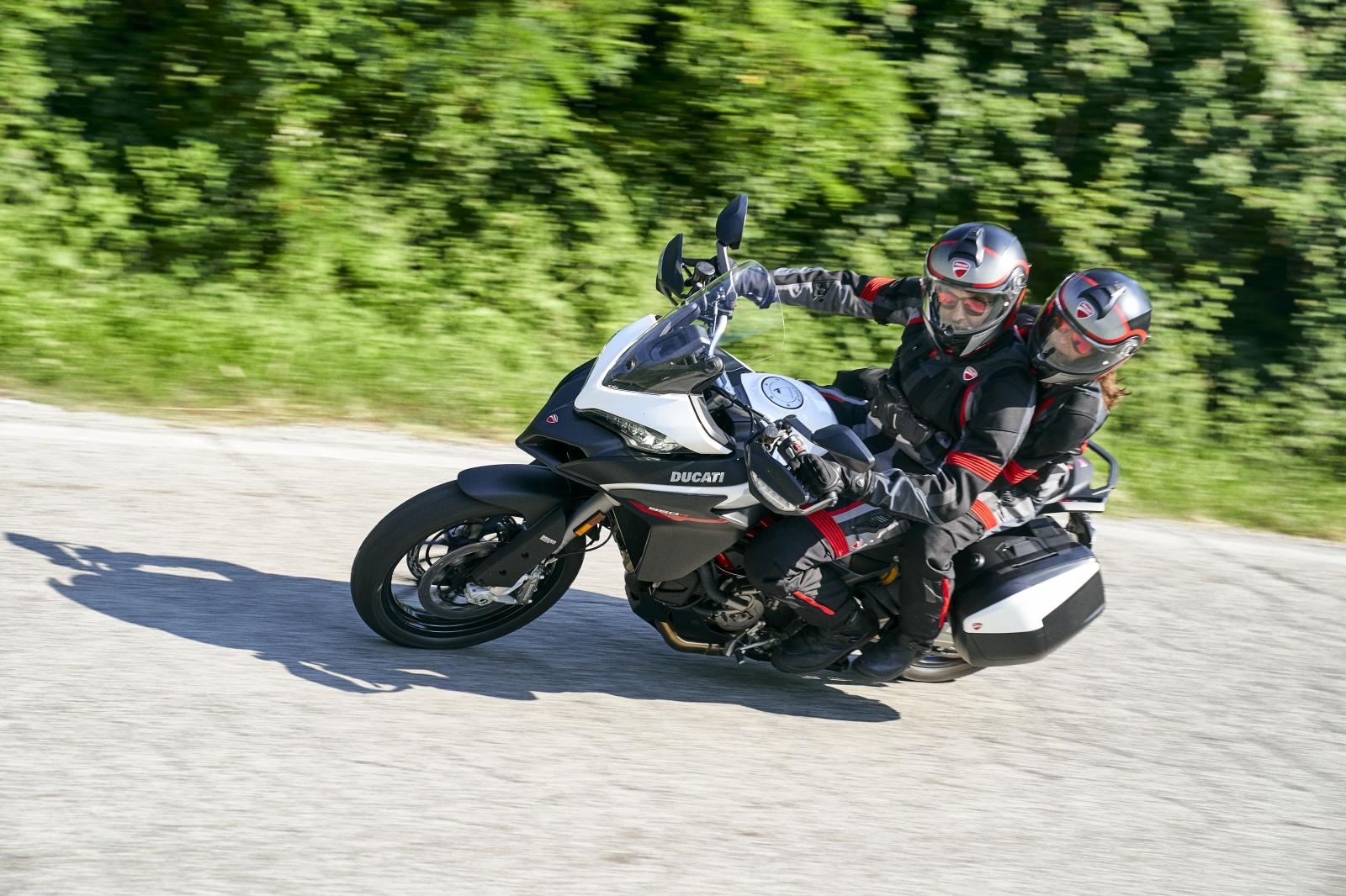 Ducati Multistrada 950 S 2021 GP White