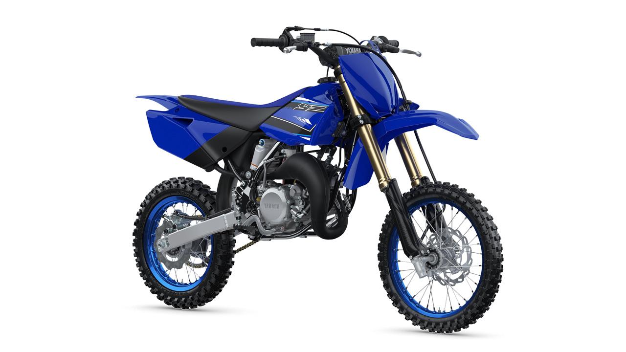 Gama Yamaha motocross 2021
