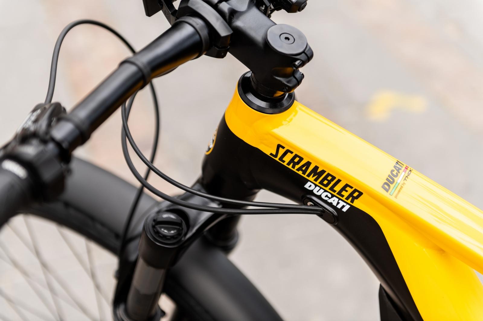 Ducati e-Scrambler 2020