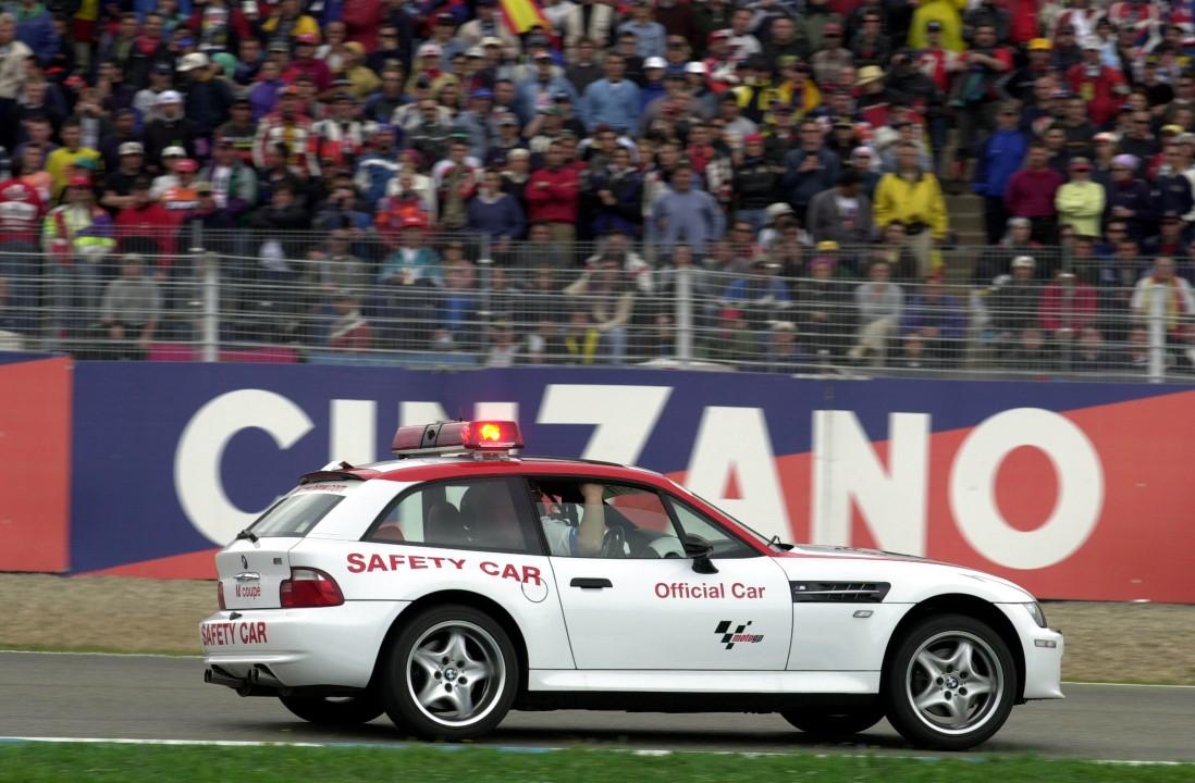 BMW Safety Car en MotoGP