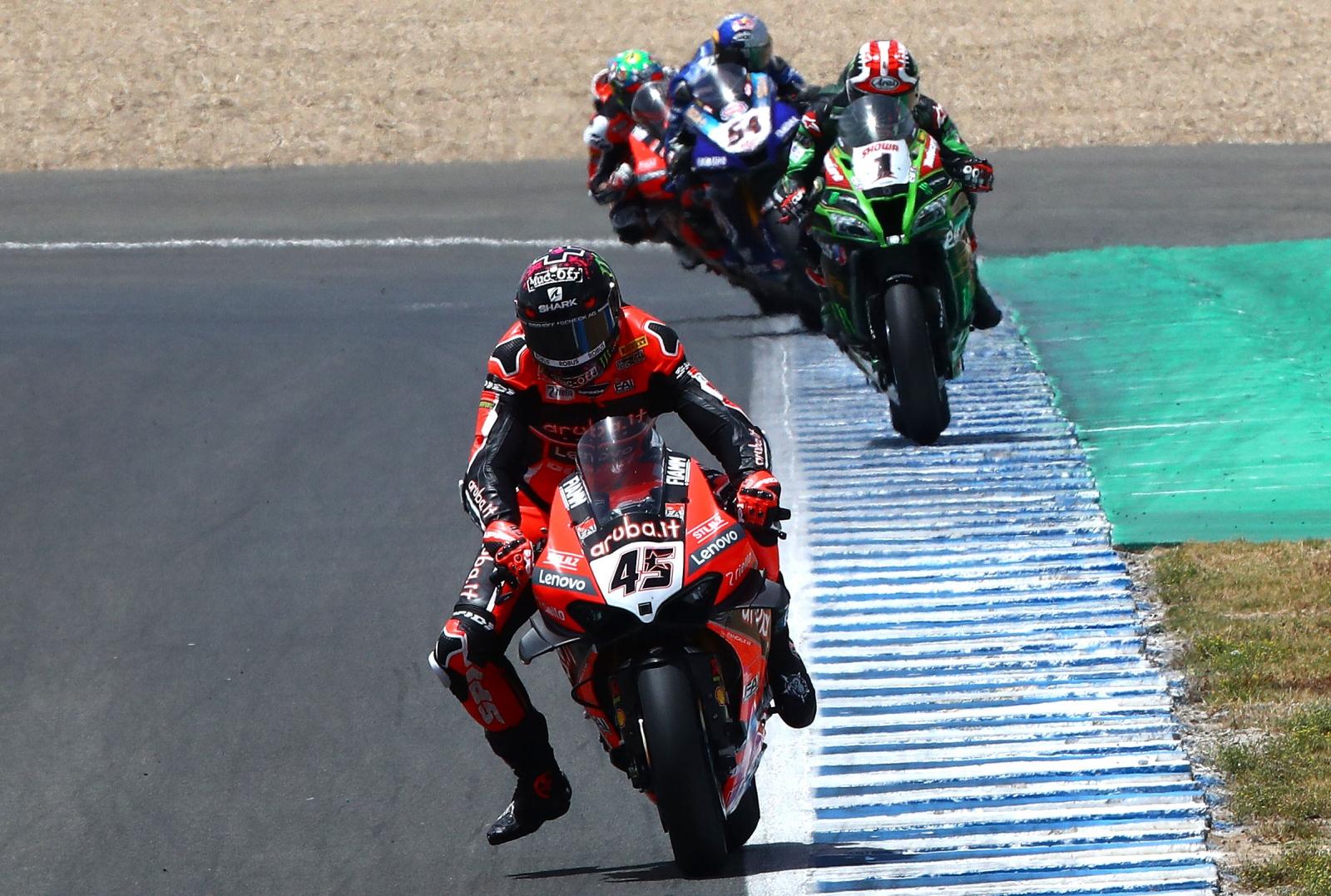 WorldSBK España 2020: Fotos de Superbike, Supersport y Supersport 300
