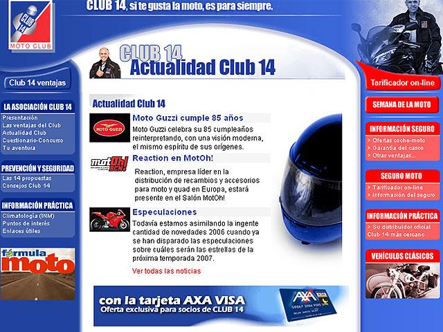 Nace el Club 14 España