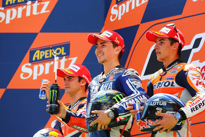 Gran Premio de Cataluña de MotoGP. Galería de fotos