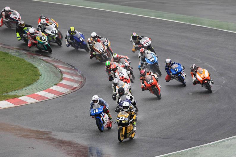 CEV Repsol en Montmeló. 1ª prueba. Categoría Moto3.