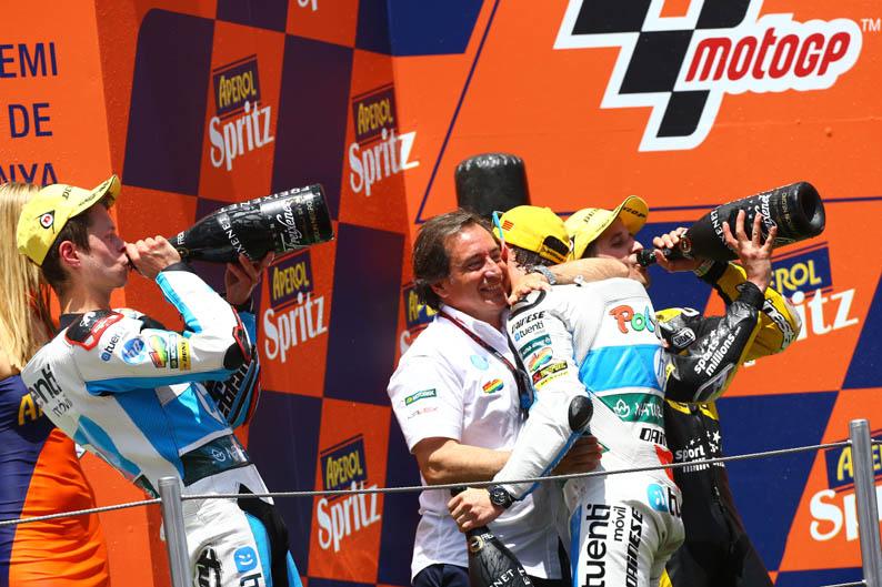 Gran Premio de Cataluña de Moto2. Galería de fotos