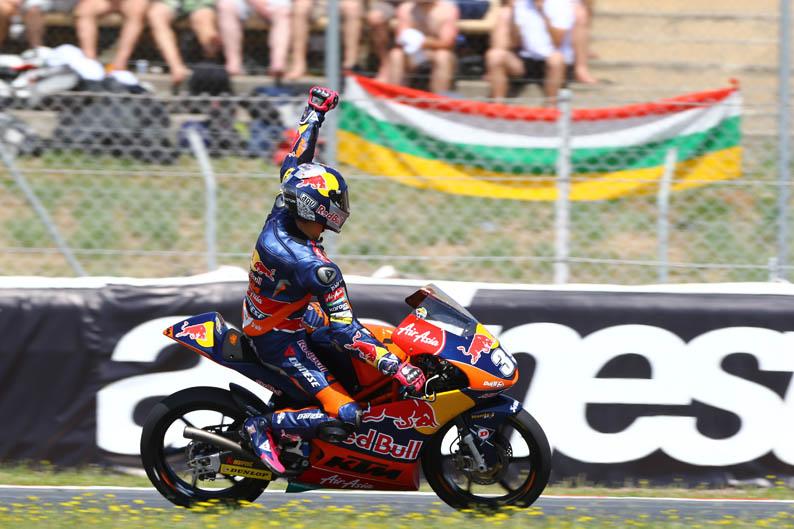 Gran Premio de Cataluña de Moto3. Galería de fotos